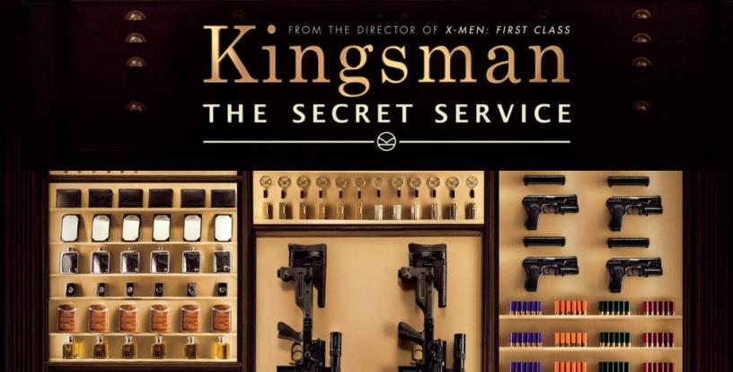 Kingsman The Secret Service Review Raging Film
